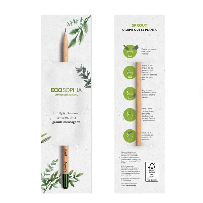 Sprout - Ecosophia Cartão